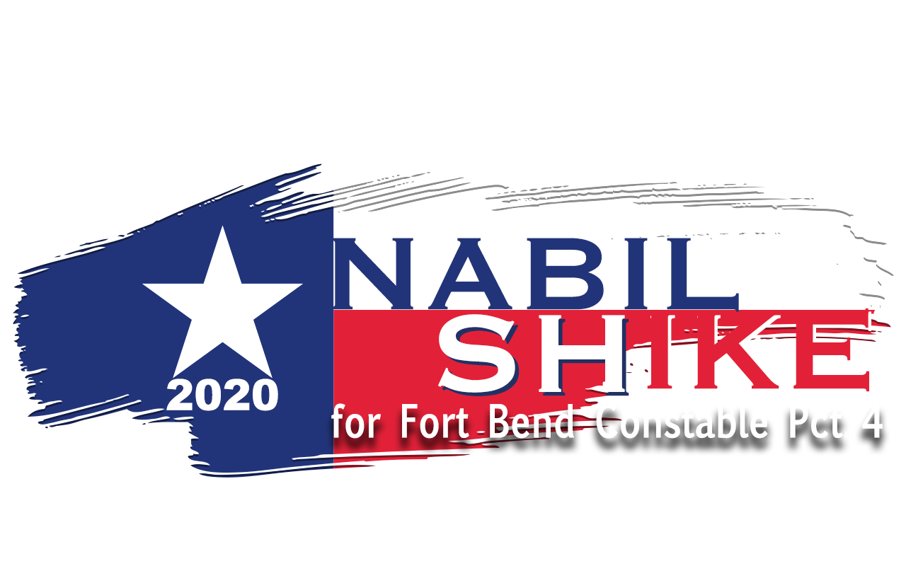 Nabil Shike for Constable Pct 4